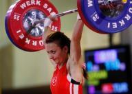تجريد الرباعة التركية اوزكان من فضية اولمبياد بكين