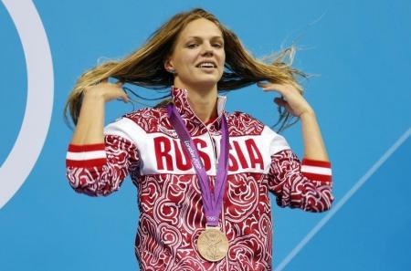 استبعاد ايفيموفا وستة سباحين آخرين من روسيا من المشاركة في ريو