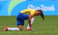 """مارتا تعد بمزيد من الأهداف للبرازيل """"المثالية"""""""