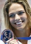 محكمة التحكيم تؤيد جزئيا طعنا للسباحة الروسية ايفيموفا ضد إيقافها اولمبيا