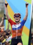 الهولندية آنا فان دير بريجن تفوز بذهبية الدراجات على الطرق في ريو