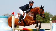 الألماني يونج يفوز بثاني ذهبية اولمبية على التوالي في الفروسية