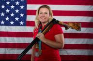 الرامية الأمريكية رود تعادل رقما قياسيا بست ميداليات في ست دورات اولمبية
