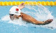 السباحة تشين شين يي لم تشارك في سباق 50 متر حرة لسقوطها في اختبار منشطات