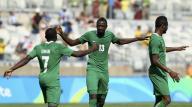 نيجيريا تجهض انتفاضة هندوراس وتحرز برونزية كرة القدم في ريو