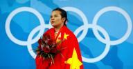 سقوط 3 بطلات صينيات في اولمبياد 2008 في اختبارات المنشطات