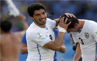 المنتخب الأوروجواياني يستعد للأرجنتين