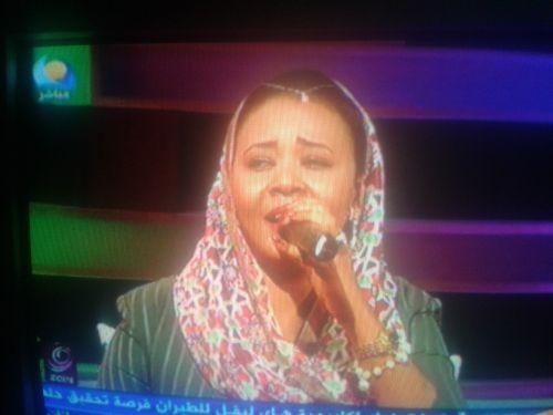 مكارم بشير تتالق في اول ايام العيد