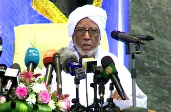 رئيس البرلمان السوداني : الإجراءات الإقتصادية دستورية 100%