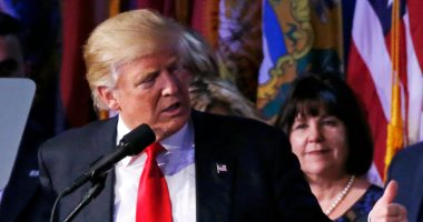 دونالد ترامب يفوز برئاسة امريكا