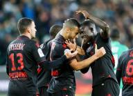 نيس يحافظ على صدارة الدوري الفرنسي بالفوز على سانت إيتيين