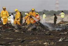الطائرة المحترقة اهديت للنميري في سبعينات القرن الماضي .... الطيران المدني يحقق في أسباب سقوط الطائرة السودانية بالشارقة