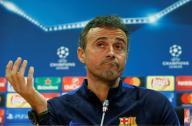 لويس إنريكي يؤكد رغبة برشلونة في النجاح أكثر من أي وقت مضى