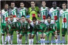 الرجاء المغربي يهزم بطل تشاد بعشرة أهداف في دوري أبطال أفريقيا