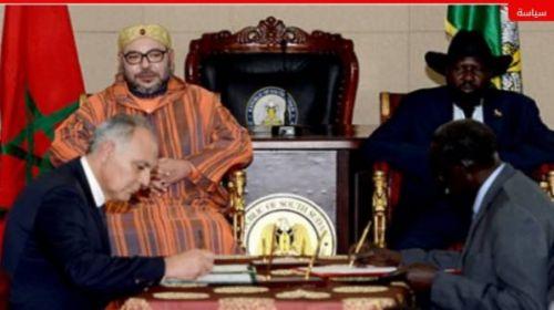 المغرب يمول تشييد عاصمة جديدة لجنوب السودان