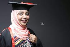 مبروك التخرج دكتوره وعد