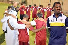 فريق المرخية يقترب من دوري نجوم قطر