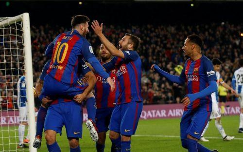 برشلونة يكتسح سيلتافيغو بخماسية