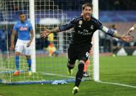 راموس ينقذ ريال مجددا ويقوده لتكرار الفوز على نابولي