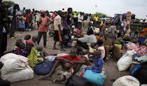 حركة تمرد جنوبية جديدة وأقدام تحمل آلاف الجائعين الي السودان