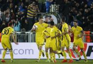 مانشستر يونايتد يتعادل على ملعب روستوف وليون يهزم روما