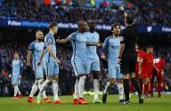 الاتحاد الانجليزي يتهم سيتي بسوء التصرف خلال مواجهة ليفربول