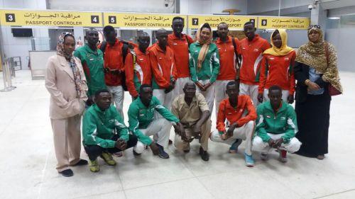 السودان يشارك في بطولة العالم لسباق الضاحية بكمبالا الاحد 26 مارس
