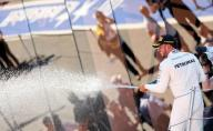 هاميلتون يفوز بسباق جائزة اسبانيا وفيتل ثانيا