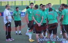 الخضر أنهزموا مرة واحدة في 7 مباريات سابقة !!!