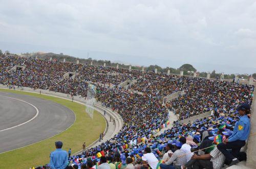 الاتحاد الاثيوبي ينقل مباراة المنتخب امام السودان لمدينة هواسا سيتي