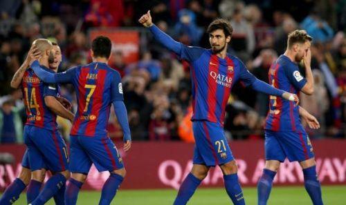 صدمة جديدة لبرشلونة الاسباني