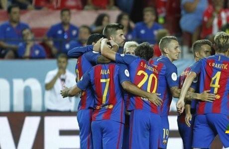 برشلونة يعلن قائمة لمواجهة الكلاسيكو