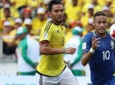 البرازيل تفرض التعادل على كولمبيا