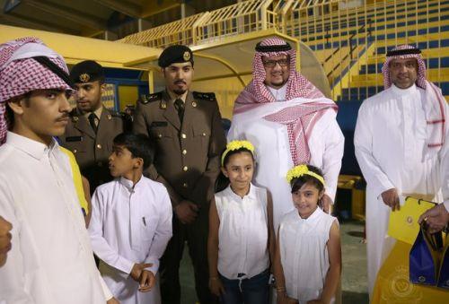 هيئة الرياضة تعفي الامين العام للنصر السعودي