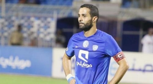 الارجنتيني دياز مدرب الهلال يبعد العابد والقحطاني من مباراة النصر