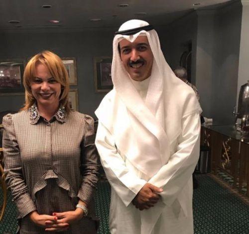 سلمي المولهي نائبا لرئيس الاتحاد العربي