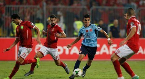 الوداد المغربي يفرض التعادل على الاهلي المصري في ابطال افرقيا