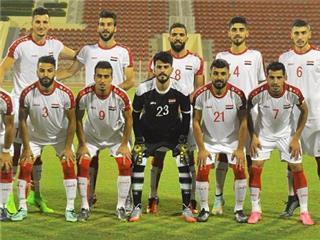 الاولمبي السوري يخوض خمس مباريات ودية