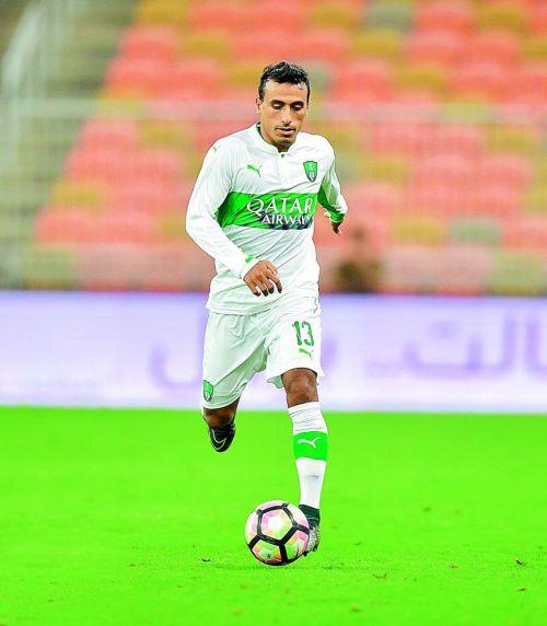 محمد عبد الشافي يقترب من النصر السعودي