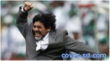 مارادونا يرغب بمواصلة التدريب!!!