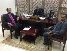 نائب رئيس البعثة الدبلوماسية بالسعودية يشيد بدعم ابناء ولاية شمال كردفان بالسعودية لمشروعات النهضة
