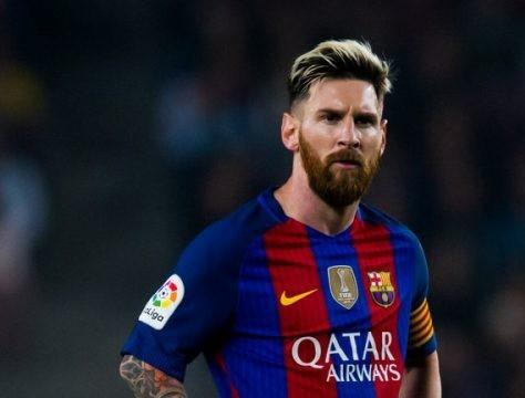 والد ميسي يؤكد بقاءه في برشلونة