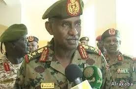 وفد عسكري رفيع يطلع السعوديين على خيارات الجيش حول تطورات الأوضاع بالسودان