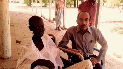 رحيل ايقونة الوحدة بين السودان والجنوب شول منوت
