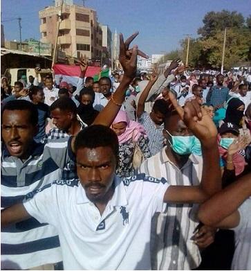 المعارضة السودانية تعلن إستئناف التظاهرات مجدداً