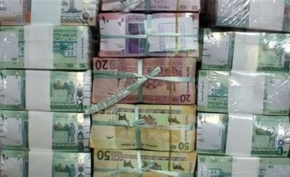 الدولار يعود للإرتفاع مقابل الجنيه السوداني