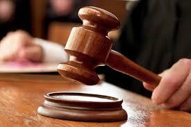 ملف قاتل زوجته امام المحكمة