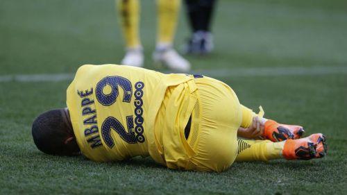 الشكوك تستمر حول مشاركة مبابي أمام ريال مدريد