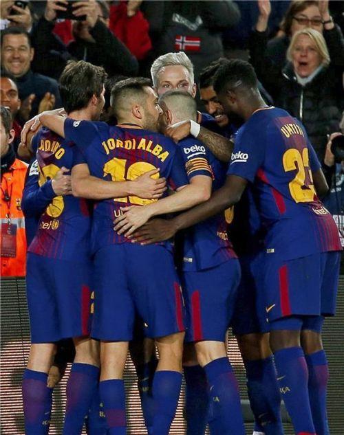 القصة الكاملة لإنتصار برشلونة على أتلتيك بلباو