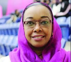 فازت على المغربى عمر بلالى. ..هنادى الصديق نائبة لرئيس اتحاد الريشة العربى